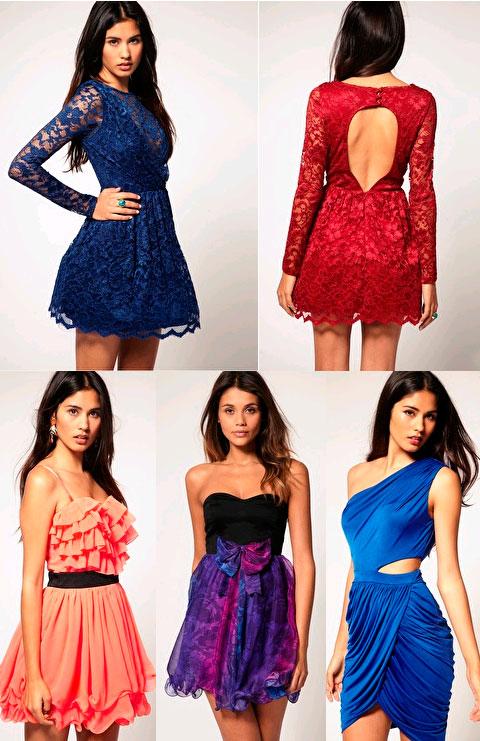 Modelos de vestidos para formatura e debutante