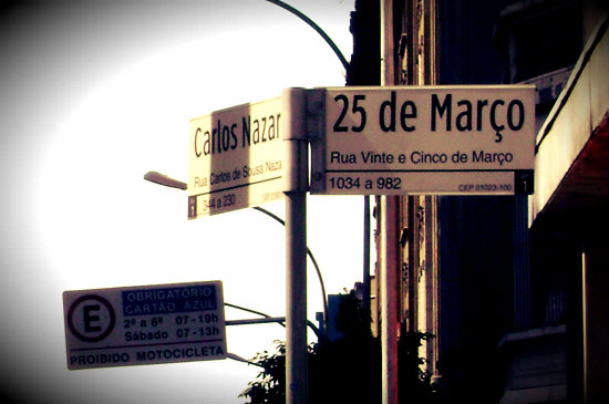 25 de Março