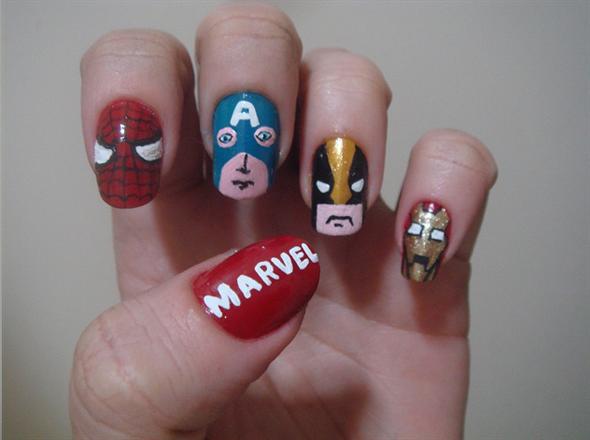 nail-art-marvel