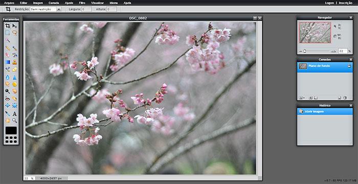 Como melhorar o contraste das fotos