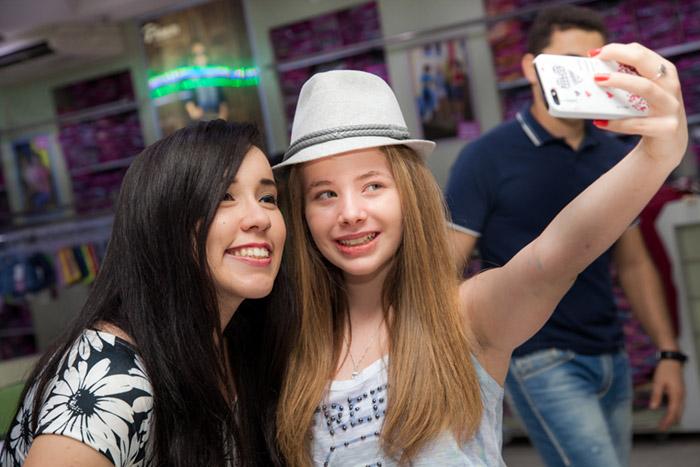 selfie-leitors
