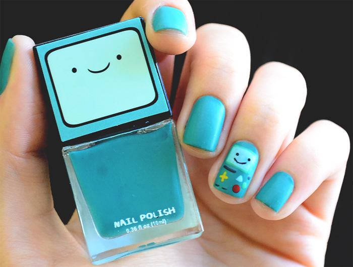nail-art-adventure-times