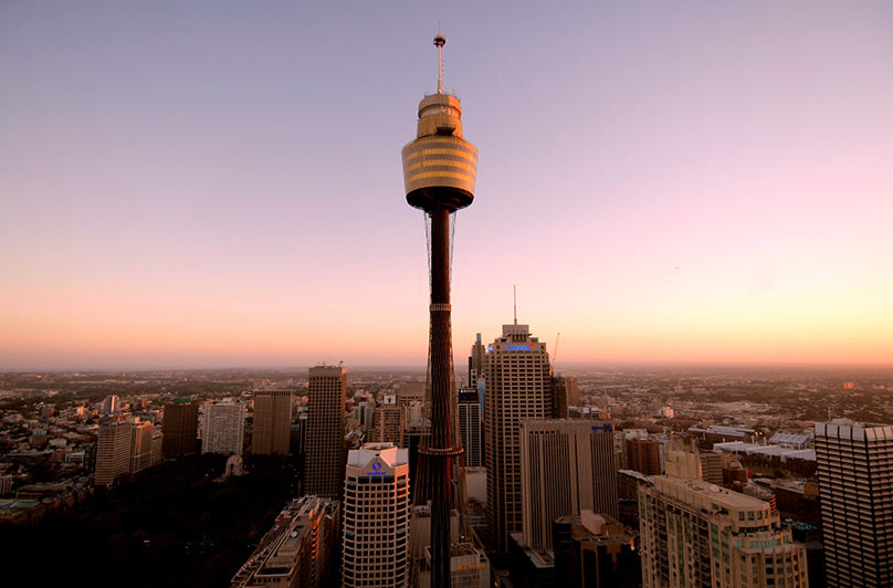 Foto: Sydney Tower Buffet