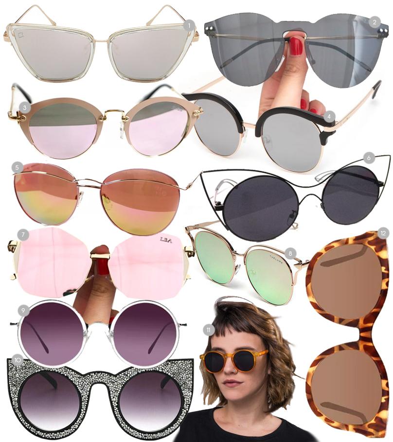 Óculos de sol grandes  amamos, queremos, precisamos – Depois Dos Quinze f1174cd952
