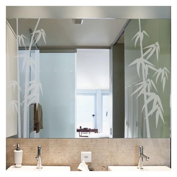 sticker depoli motif bambou bambou decoratif 25