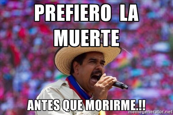 Chistes - Página 6 Maduro