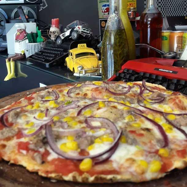 Ton Ton Pizza