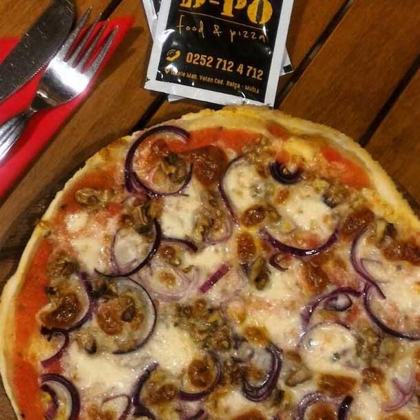 Tulum Ceviz Pizza