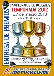 Cartel Gala 2012