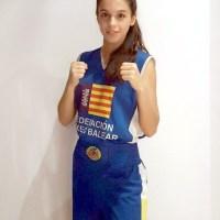 Campeonato España Boxeo femenino categoría Junior y Cadete.