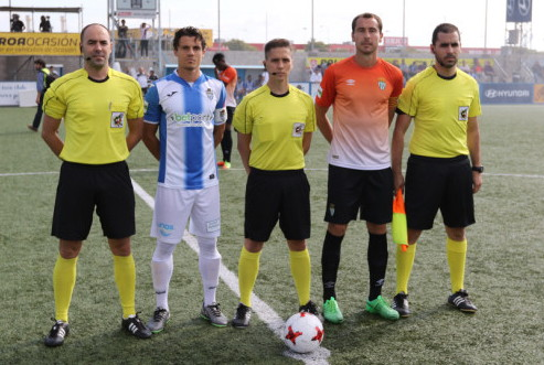 Arbitos y capitanes