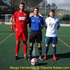 Sp Sant Marçal B Vs Bunyola CF. (6)