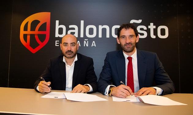 Juanjo Talens i Jorge Garbajosa