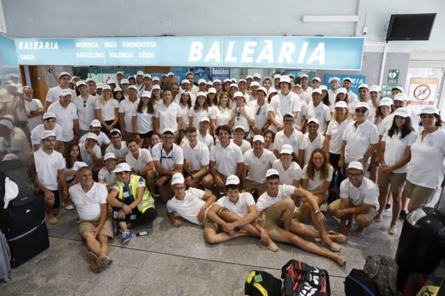 Expedición de IGA Menorca -