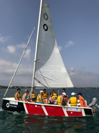 Vaixell adaptat escola vela Formentera r