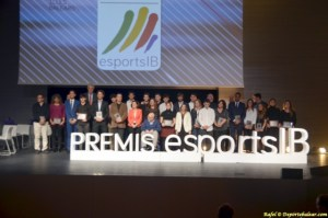 Gala anual dels Premis Esports IB 2019