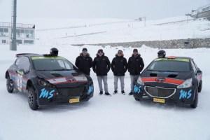 highlight de la presentación oficial del equipo Elegant Driver. 2020