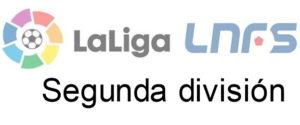 Horarios Segunda División