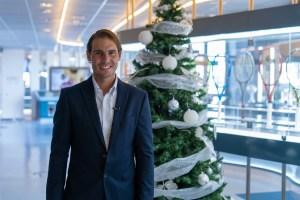 Felicitación Rafa Nadal Academy by Movistar