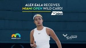 Alex Eala - Miami Open