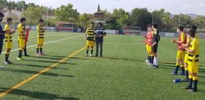 La Unión C.F rinde homenaje a Carlos Gual