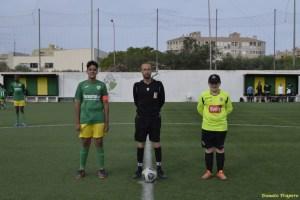 Atlético Rafal B y el Juventud Constancia B
