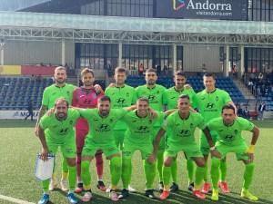 Baleares vs Andorra