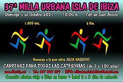 Poster Milla 2021
