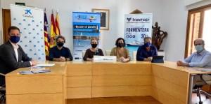 Presentacion Medio Maratón Isla de Formentera