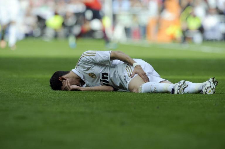 lesiones mas comunes en futbolistas