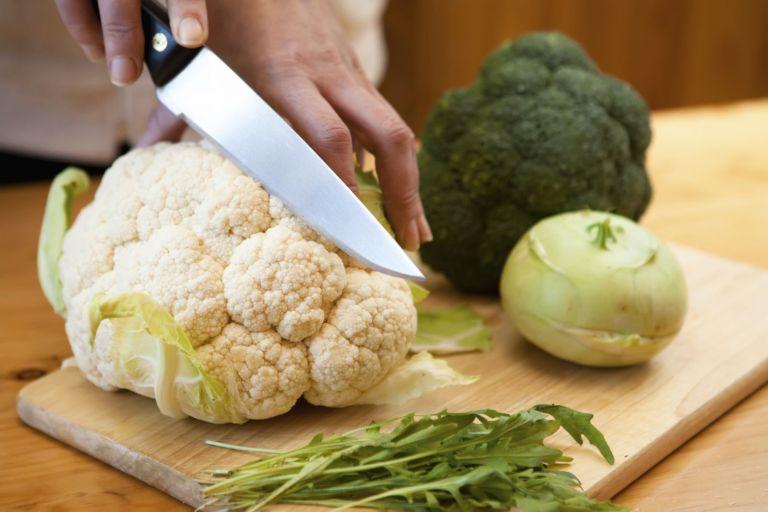 recetas con coliflor