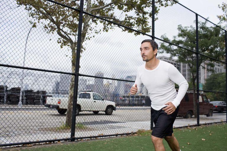 no pierdes peso y corres cada día