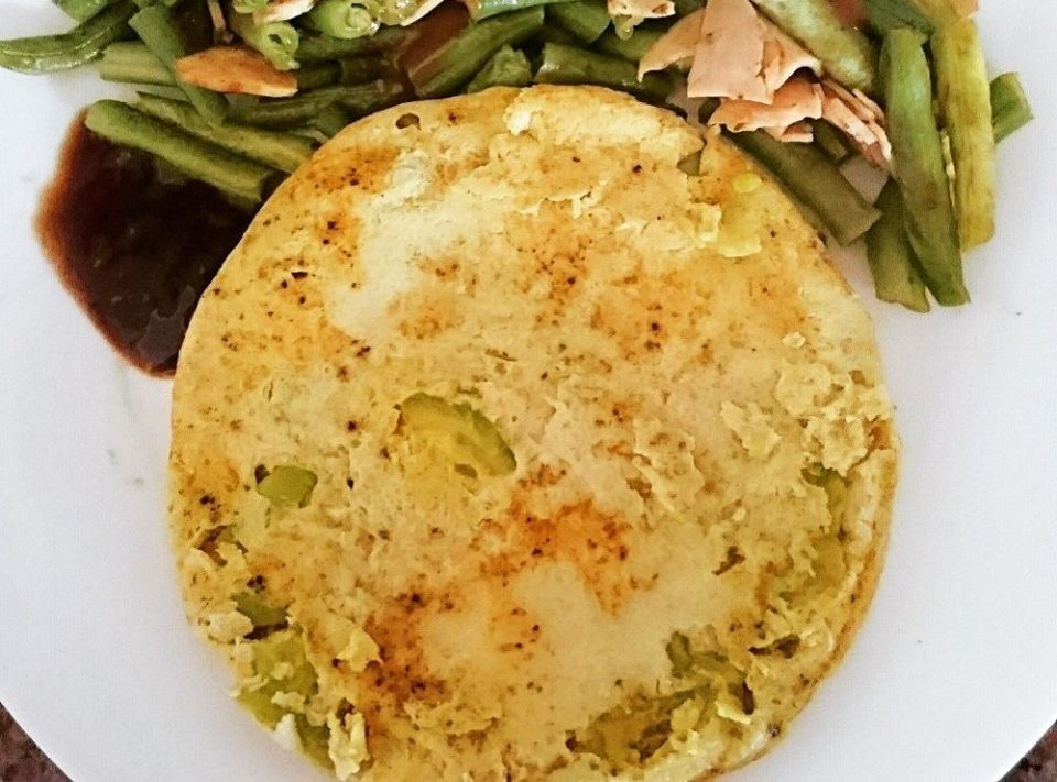 tortilla de claras