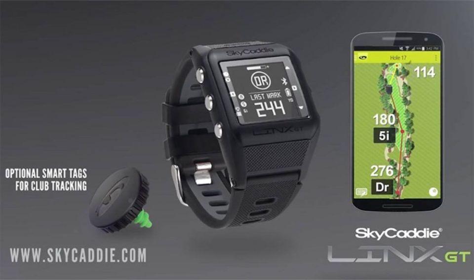 Relojes para jugar al golf SkyCaddie