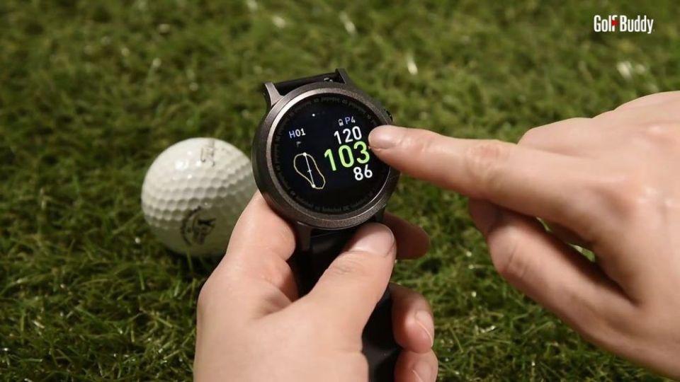 Reloj de golf Golfbuddy