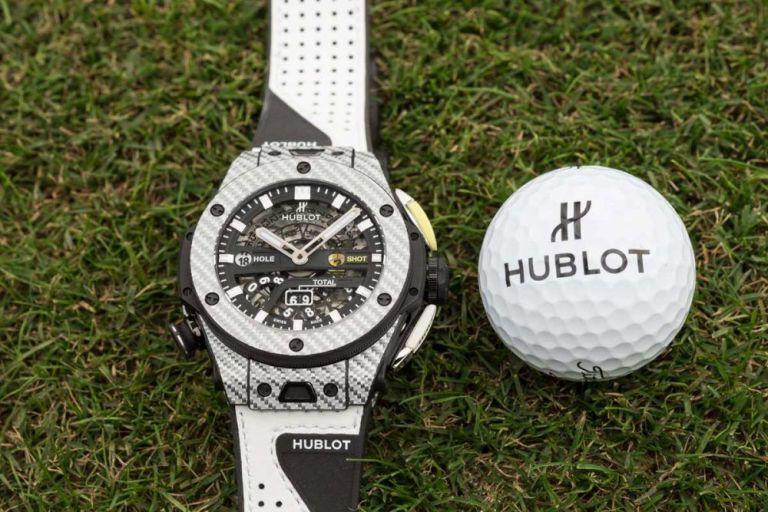 Relojes para jugar al golf portada