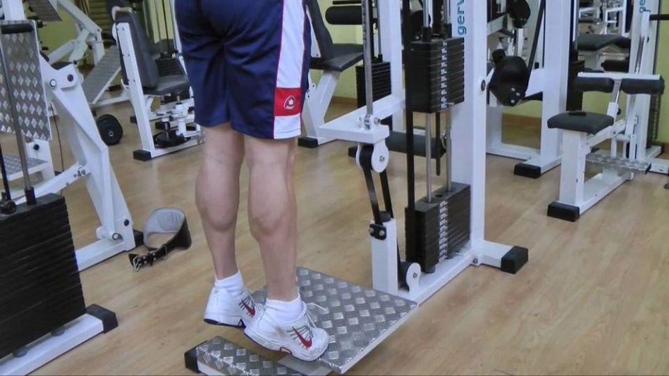 Fortalecer los músculos inferiores de las piernas