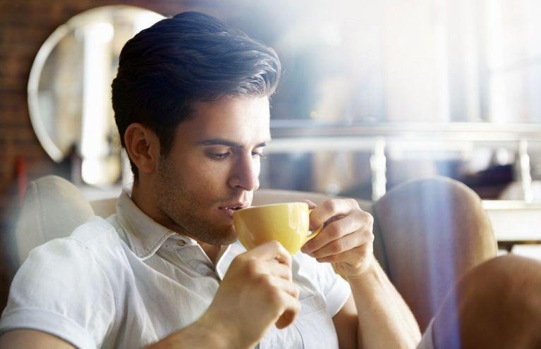 mejor momento del día para tomar café
