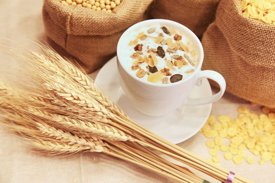 Cereales con muesli