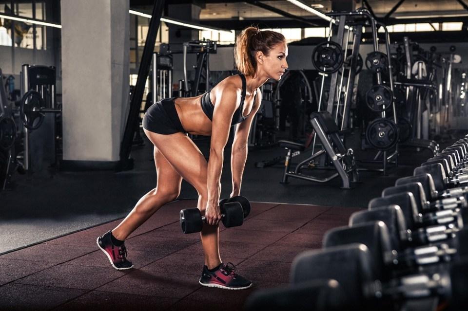 mitos del entrenamiento de fuerza en mujeres