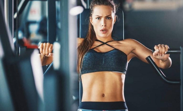 mitos del gimnasio en las mujeres