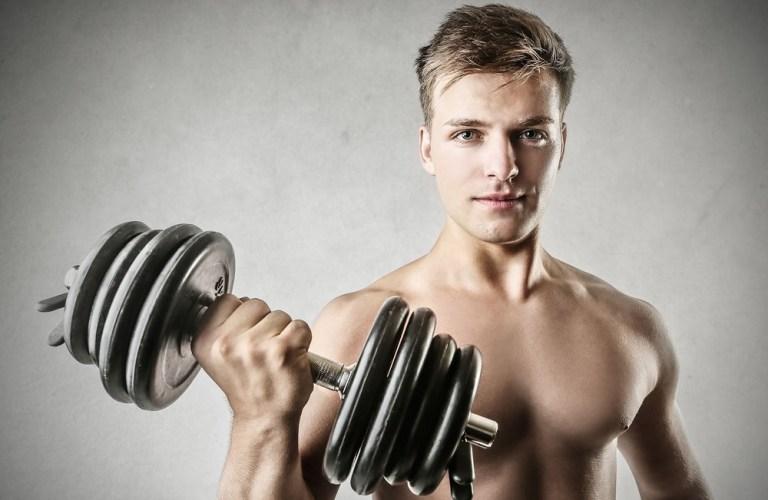 Cómo hacer curl de bíceps