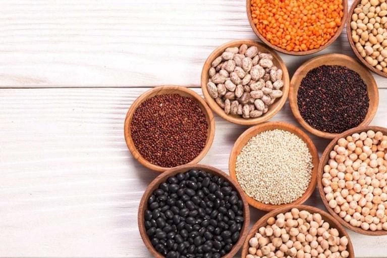 combinar proteínas vegetales para obtener proteínas completas