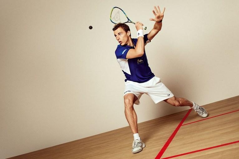 Beneficios de jugar al squash
