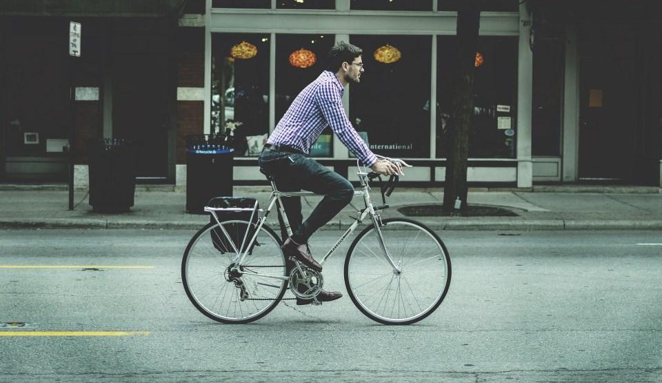 12 beneficios de ir al trabajo en bicicleta