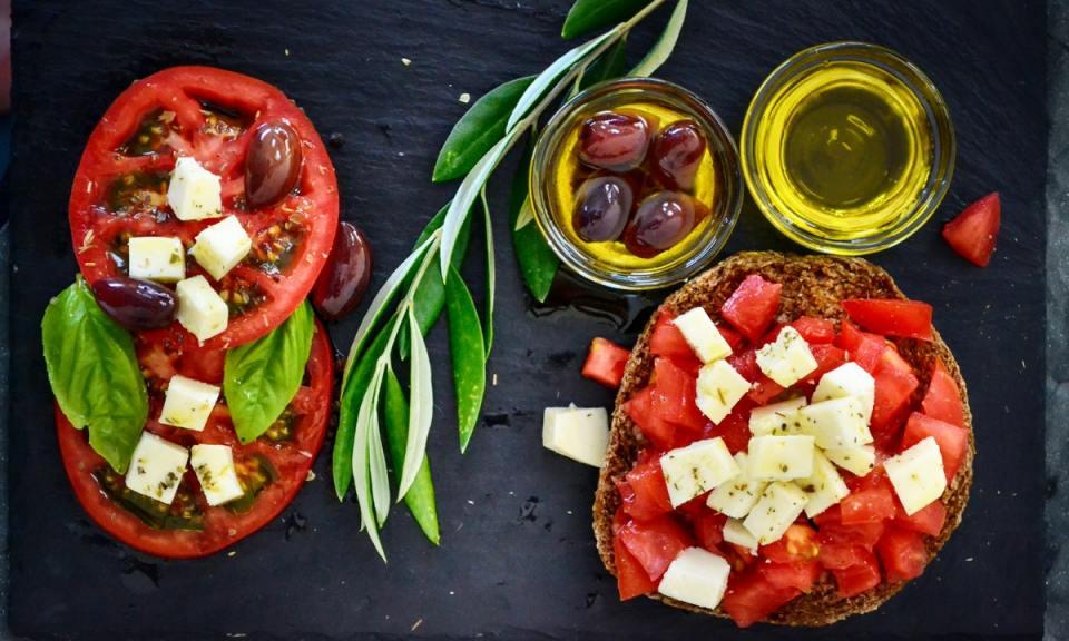 grasas saludables, importantes en la dieta del metabolismo acelerado