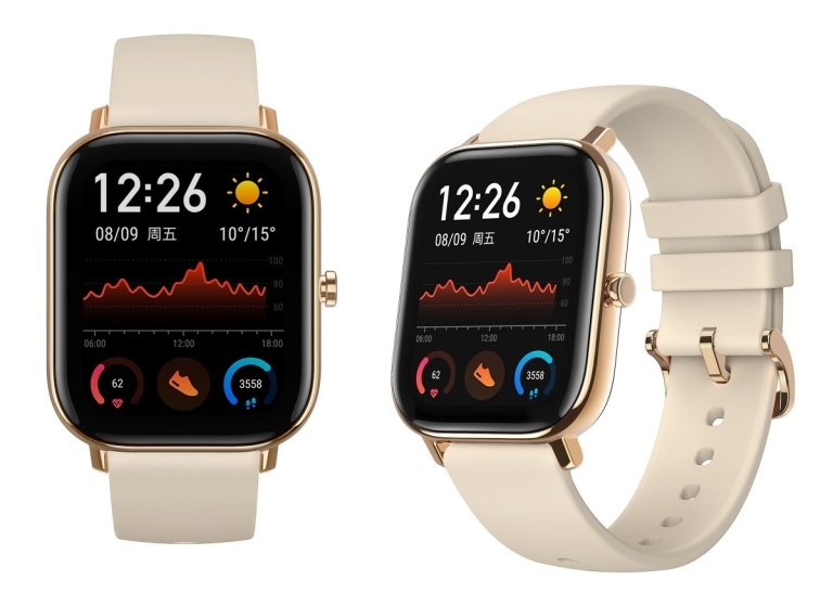 Nuevo smartwatch Amazfit GTS