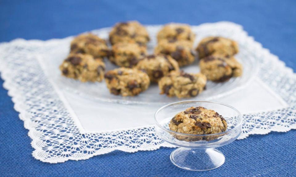 recetas para hacer galletas de avena