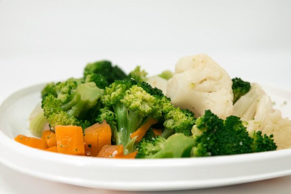 Incluye brócoli y coliflor en tu dieta alcalina
