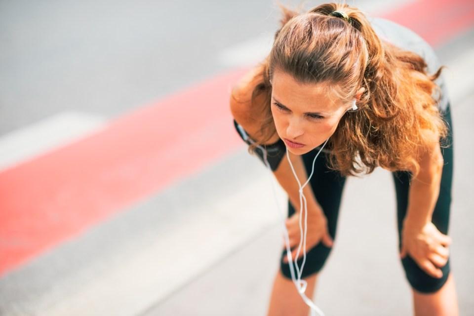 salir todos los días a correr